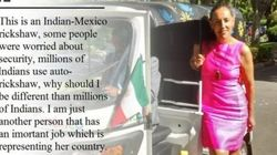 The Mexican Ambassador Was Allegedly Denied Parking At This Event Because Her Ride Is Too
