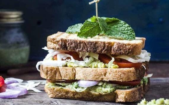 7 Scrumptious Veggie Sandwiches For The