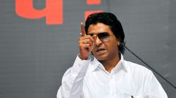 Come To Maharashtra, I Will Put A Knife To Your Throat, Raj Thackeray Tells