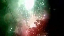 WATCH: Tragic Turn To Fireworks Celebrations In Kollam