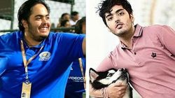 This Photo Of Anant Ambani After A 108-Kg Weight Loss Has The Internet