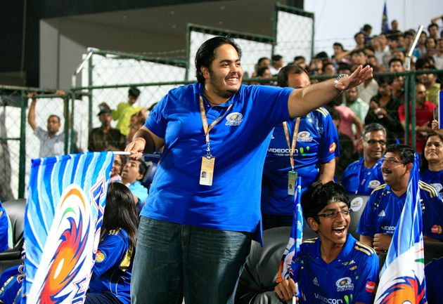 Anant Ambani's Amazing 108 Kg Weight Loss Has The Internet