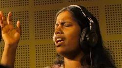 WATCH: Singer Pushpavathy Gives Kanhaiya's 'Azadi' Slogan A New