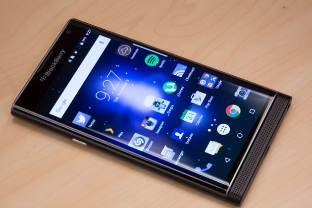 Blackberry Set To Launch Two Mid-Range Android Phones This