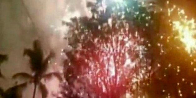 Kollam Temple Refuses To Ban Firecrackers Despite Recent
