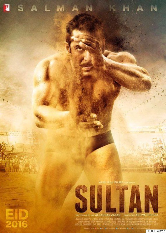 'Sultan' Poster Debuts On Twitter To, Um, Mixed