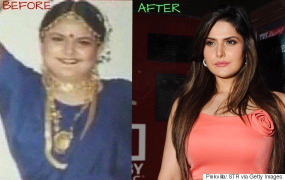 These Motivational Before And After Pics Show The Amazing Weight Loss Of 8 Indian Celebrities Huffpost India