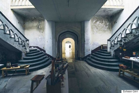 PHOTOS: Hyderabad's 100-Year-Old Hill Fort Palace Is Now A Prospective Art