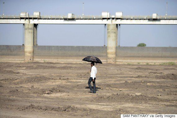 The Game Of Political One Upmanship Over Latur's 'Water Train' Is