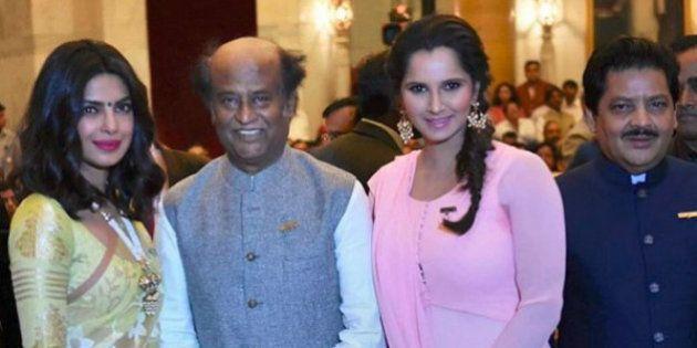 Padma Awards 2016: Rajinikanth, Priyanka Chopra