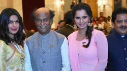 Rajinikanth, Priyanka Chopra, Sania Mirza Honoured With Padma