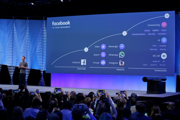 Facebook Announces ChatBots, Password-Less Login Kit And Universal Save