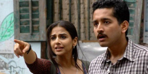 These On-Location Stills From Vidya Balan-Starrer 'Kahaani 2' Are