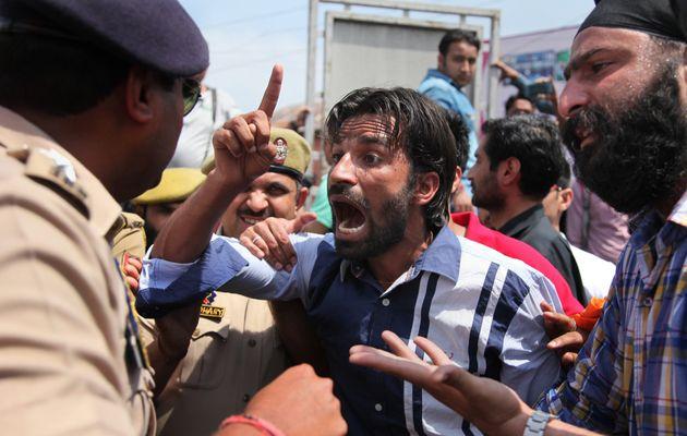 Srinagar An Integral Part Of India, NIT Won't Be Shifted, Smriti Irani Tells