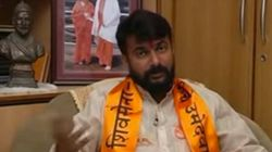 A Shiv Sena MLA Held Up A Train For An Hour For The Most Bizarre