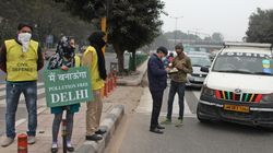 Over 500 Challaned In First Five Hours Of Delhi Odd-Even 2.0