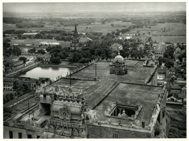 These Gorgeous Photos Show The Evolution Of Trichinopoly To Tiruchirapalli Over The
