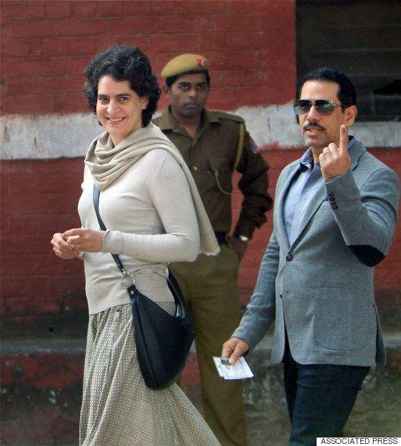 14 Years Back, Priyanka Gandhi Said She Can't Pay Rs ...