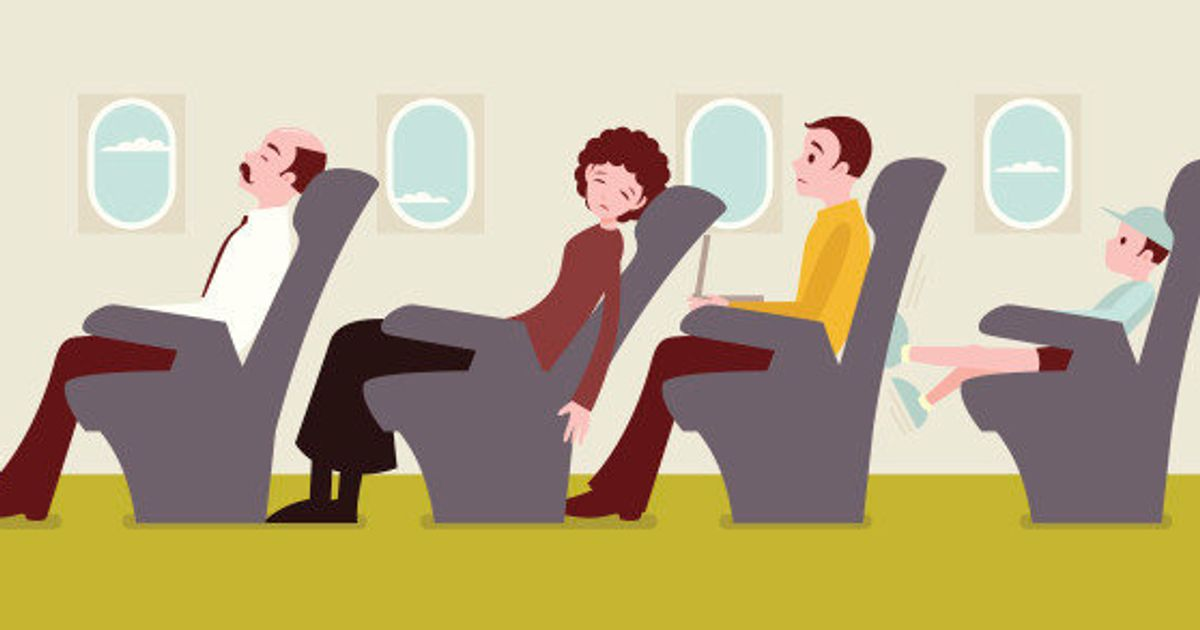 5 Irritating Things That Indian Passengers Do On Airplanes
