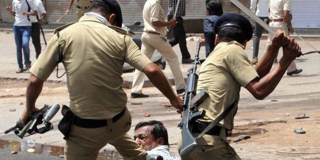 Security Stepped Up As Patel Community Calls For 'Gujarat Bandh'