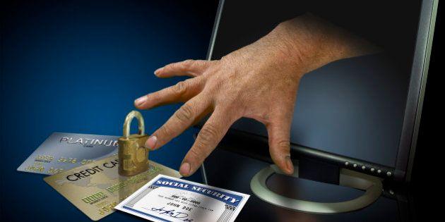 Identity theft on the