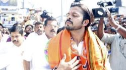 Sreesanth 'Blocks' His Voters After They Give Him Geography Lesson For Calling Kerala A
