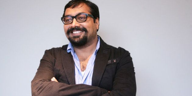 Director Anurag Kashyap poses for a portrait to promote the