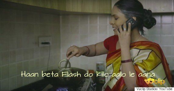 WATCH: Desi Superheroes Grapple With Moms, Bais And