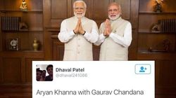 Modi Meets 'Modi' And Twitter Is In