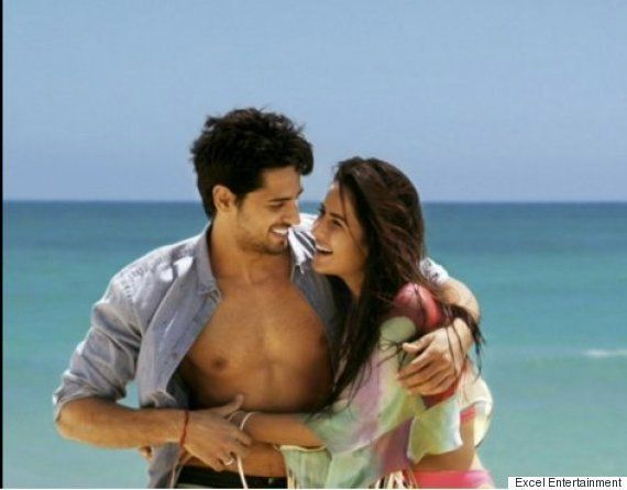 PHOTOS: Katrina Kaif And Sidharth Malhotra Make For An Adorable Couple In 'Baar Baar