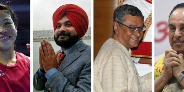 Mary Kom, Navjot Singh Sidhu Among Six People Recommended For Rajya Sabha