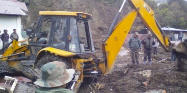 Tawang Mudslide Kills