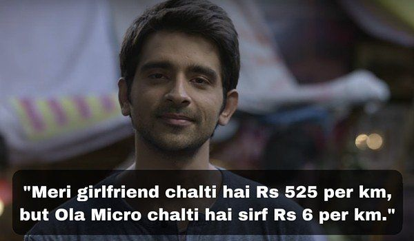 Shame On You Ola Cabs, For The Blatantly Sexist 'Girlfriend Chalti Hai ₹525/Km'