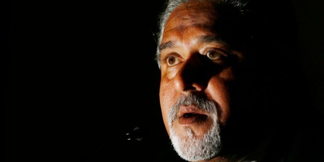 Kingfisher Airlines Chairman Vijay Mallya speaks during a news conference about the new Kingfisher Airlines...