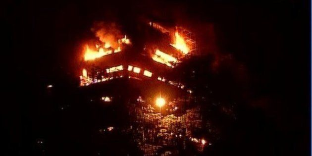 Early Morning Fire Destroys Delhi's National Museum of Natural