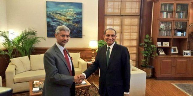 India, Pakistan Foreign Secretaries Raise Kashmir Issue And Discuss Pathankot Attack