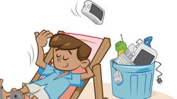 The Big Turn Off: How To Have A Digital Detox