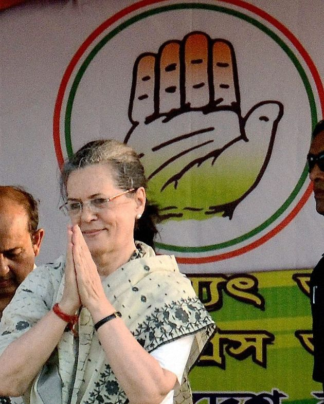 I Am Not Afraid, Says Sonia Gandhi As Graft Allegations Hit