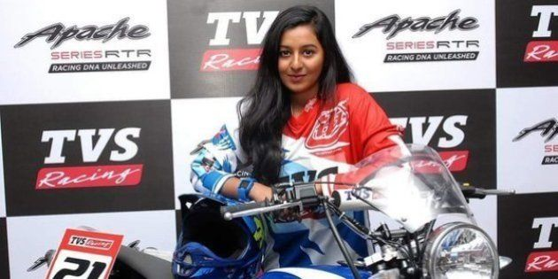 TVS Racing Appoints Shreya Sunder Iyer As Team's First Woman