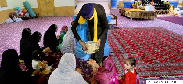Pakistani Sikhs Reopen 73-Year-Old Gurdwara In