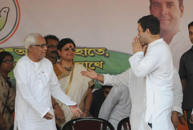 In Bengal, Left And Congress Are Struggling To Make Their Awkward Marriage