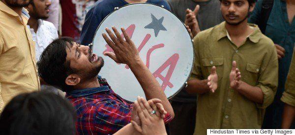 JNU Row: Kanhaiya Kumar, Others Go On Indefinite Hunger