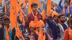 Bajrang Dal Activists Stop Minor Girl's Wedding At A Church In