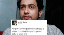 13 Brutally Hilarious Tweets That Adhyayan Suman Must Avoid Reading At All