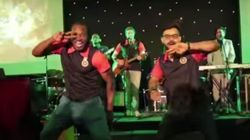 WATCH: Virat Kohli And Chris Gayle Dance Off To Shane Watson's