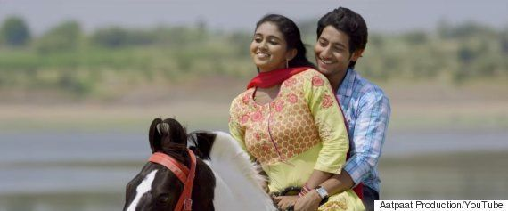 'Sairat' Is A Soaring, Gut-Wrenching Melodrama On Young Love And Caste-Based
