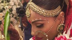 PHOTOS: Have A Look At Newly-Weds Bipasha Basu And Karan Singh