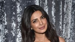Priyanka Chopra Looks Stunning In Black At The White House