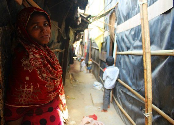 Photoblog: The Crisis Goes Deeper For Rohingya Women And