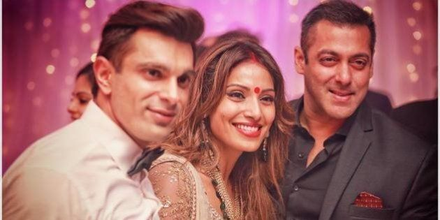 PHOTOS: Bipasha Basu And Karan Singh Grover's Wedding Was A Star-Studded